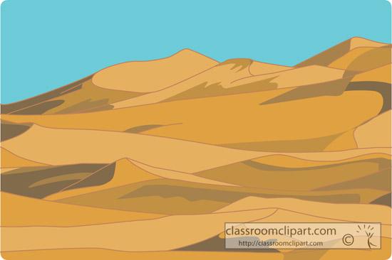 Desert Clip Art