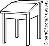desk clipart black and white. desk clipart black and white | panda - free images r