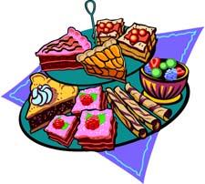 Résultats de recherche d'images pour «clipart desserts»