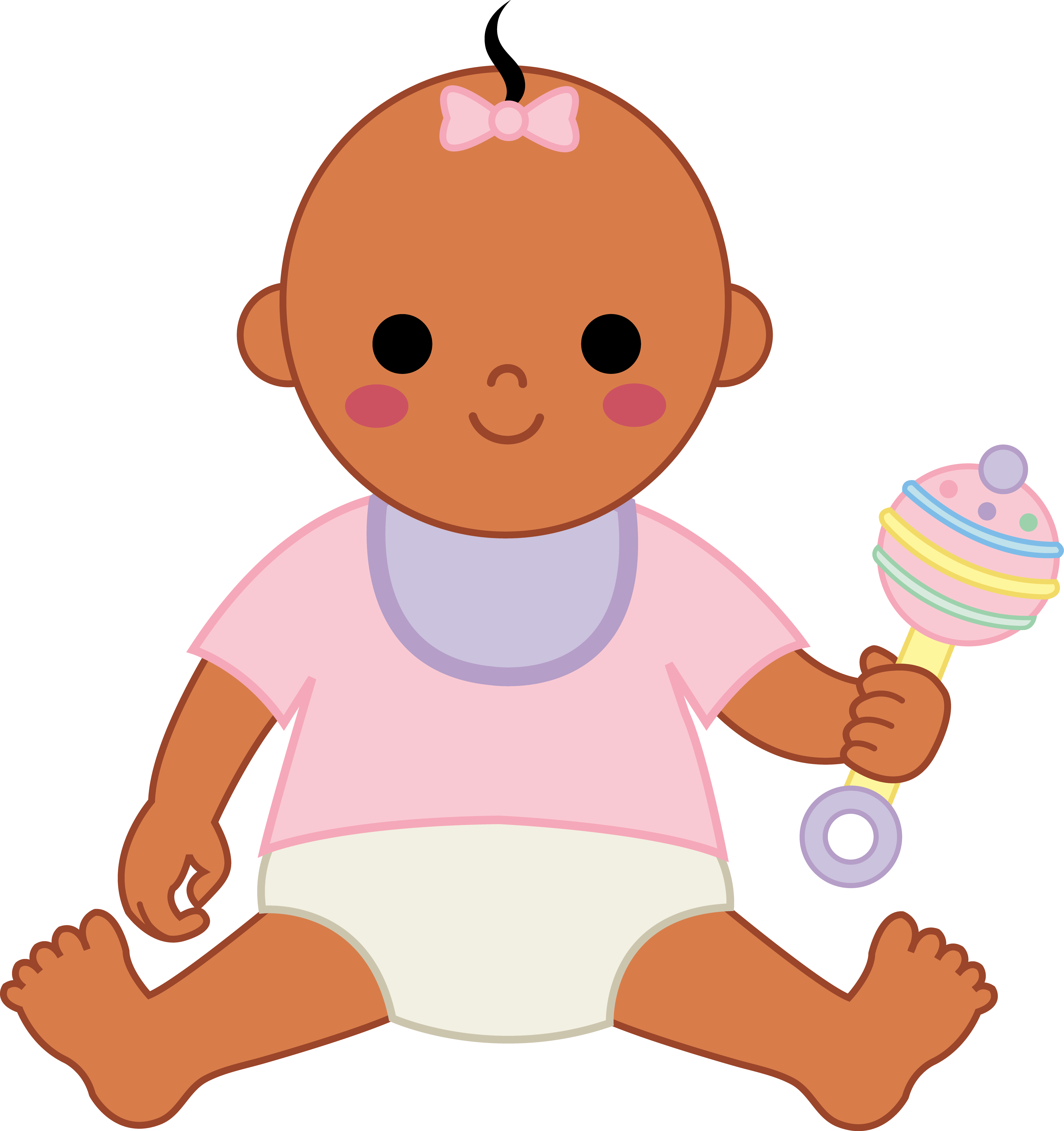 baby girl 2 free clip art clipart panda free clipart images rh clipartpanda com free clipart of baby animals free clipart of babies feet
