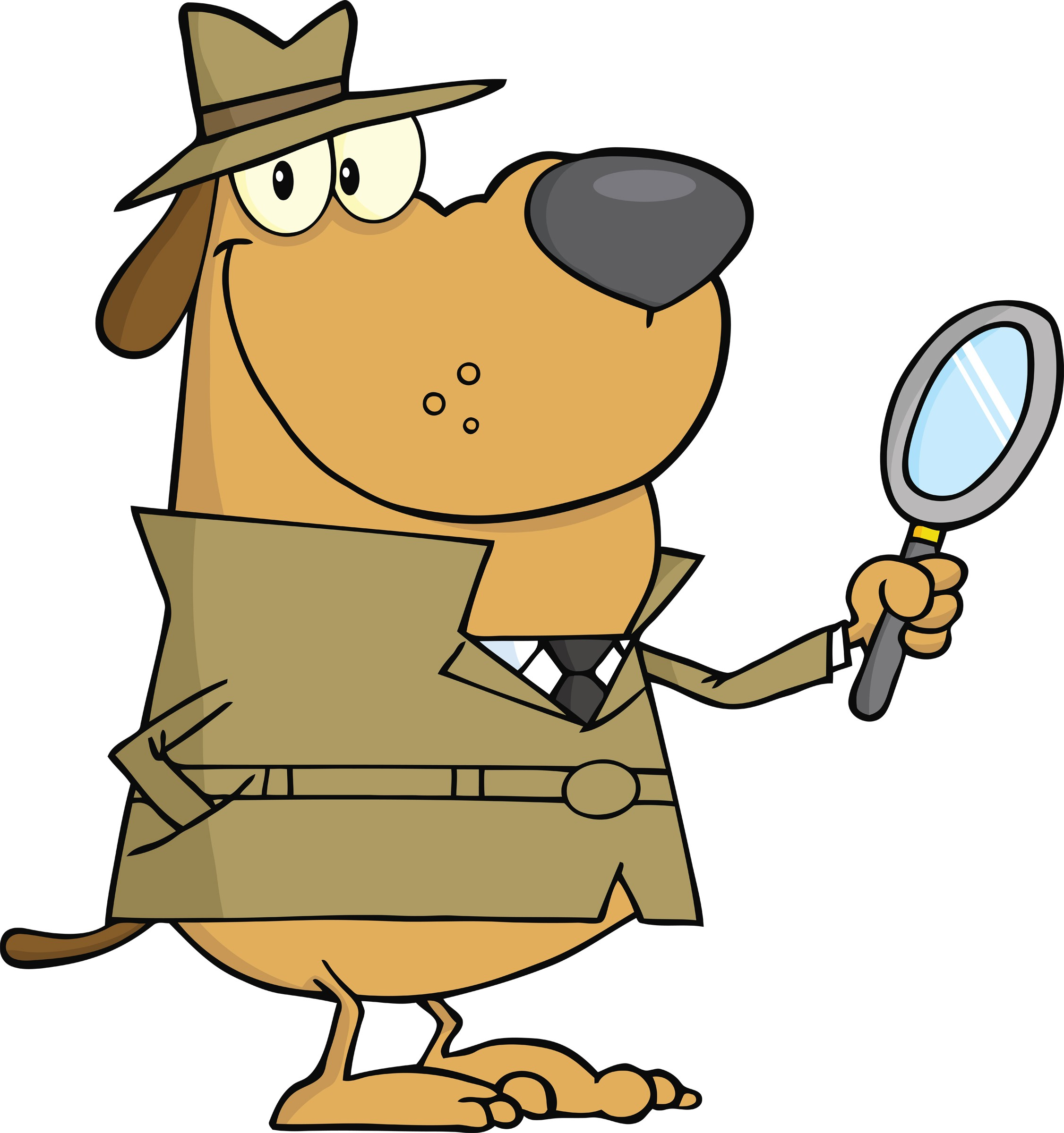 Detective Clipart Animation | Clipart Panda - Free Clipart Images