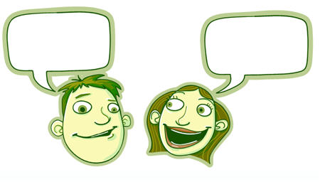 Dialogue Clipart | Clipart Panda - Free Clipart Images