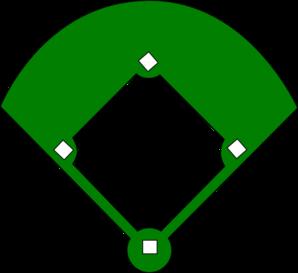 baseball field clipart black clipart panda free clipart images rh clipartpanda com Baseball Field Background baseball field positions clipart