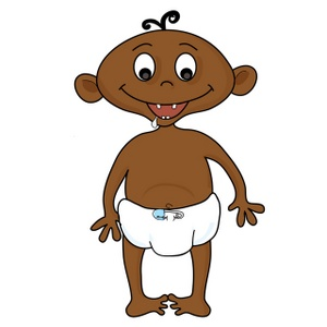 wearing a diaper. Clip art | Clipart Panda - Free Clipart Images