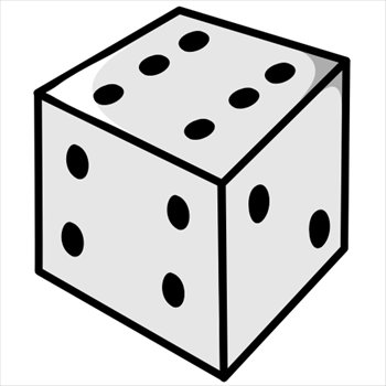 Dice 20clipart   Clipart Panda - Free Clipart Images