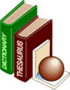 Dictionary 20clipart   Clipart - 11.1KB