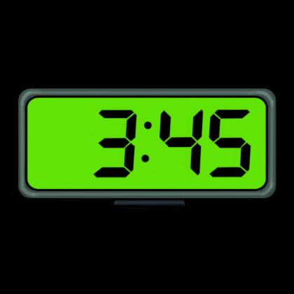 Digital Clock Clipart 9 45 | Clipart Panda - Free Clipart ...