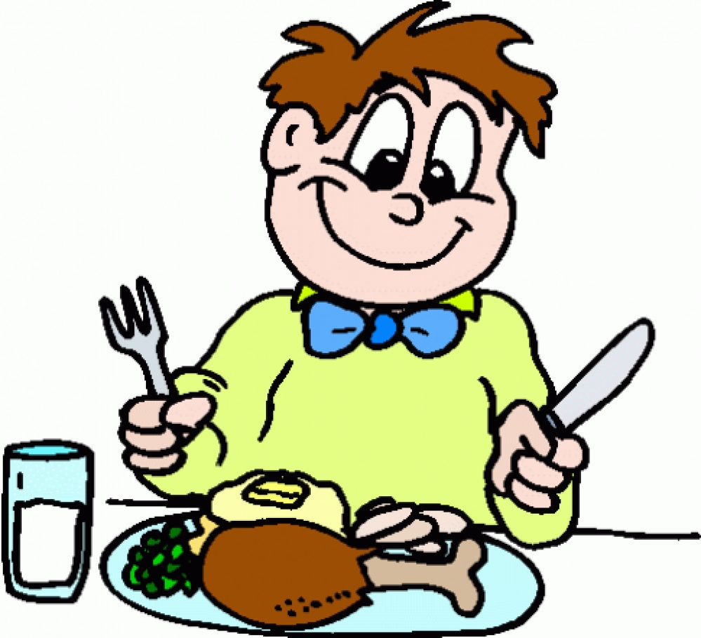 Kids Eating Clipart | Clipart Panda - Free Clipart Images