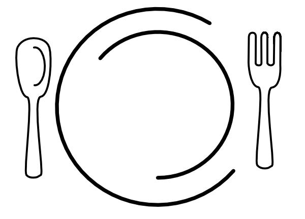 dinner%20table%20setting%20clipart