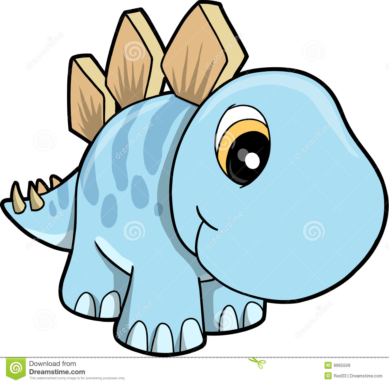 Cute Dinosaur Clip Art | Clipart Panda - Free Clipart Images