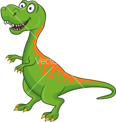 Мультфильм динозавр фигурки рекс игрушки играть - b52f