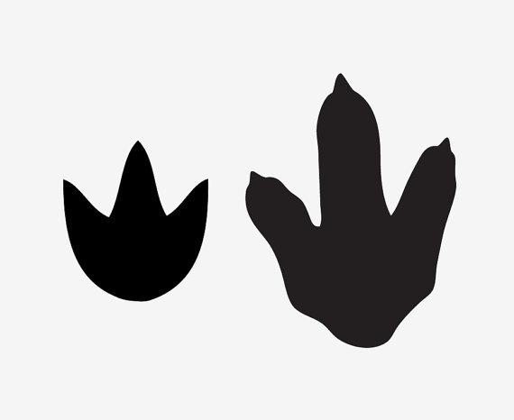 Dinosaur Footprint Clip Art | Clipart Panda - Free Clipart ...