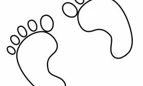 Footprint Outline