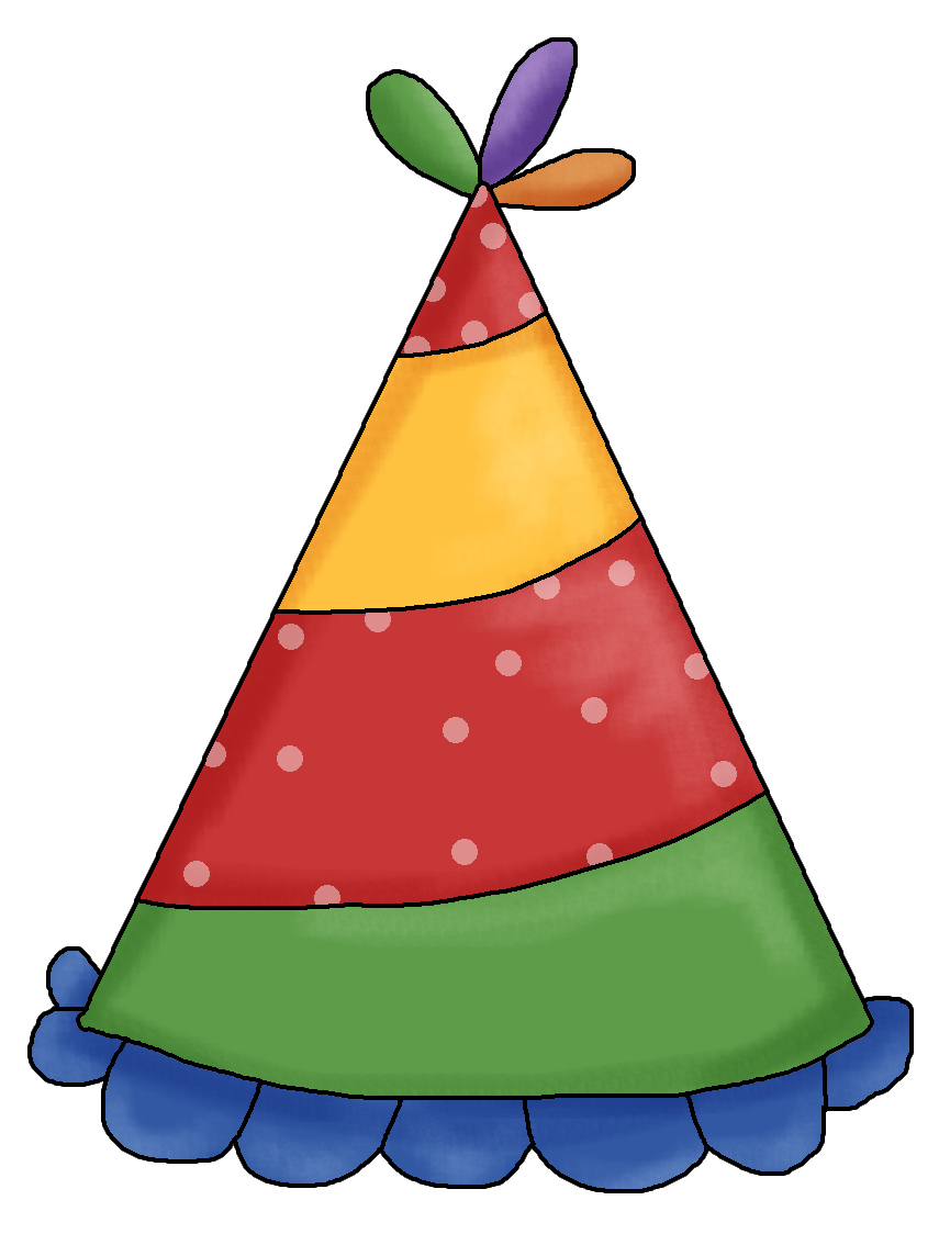 Party Hats Clip Art Page 1 | Clipart Panda - Free Clipart Images