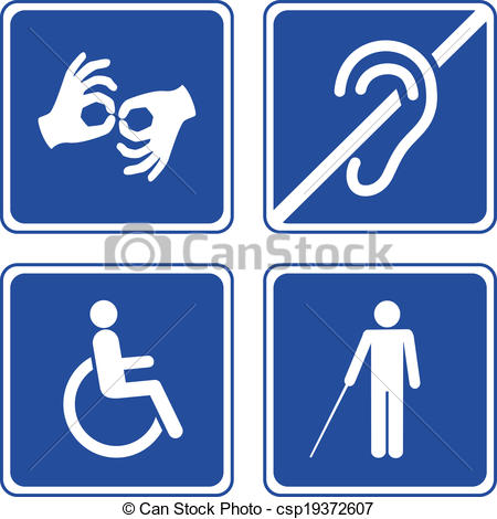 Disability Clipart | Clipart Panda - Free Clipart Images