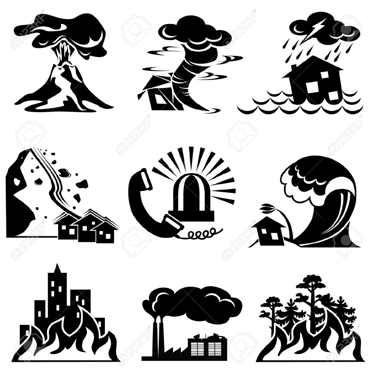 Disaster Clip Art Images | Clipart Panda - Free Clipart Images