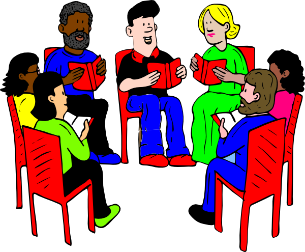 Group Of People Talking Clipart | Clipart Panda - Free ...