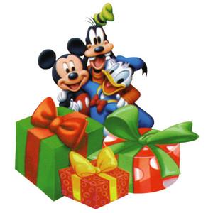 Free Disney Christmas Clipart