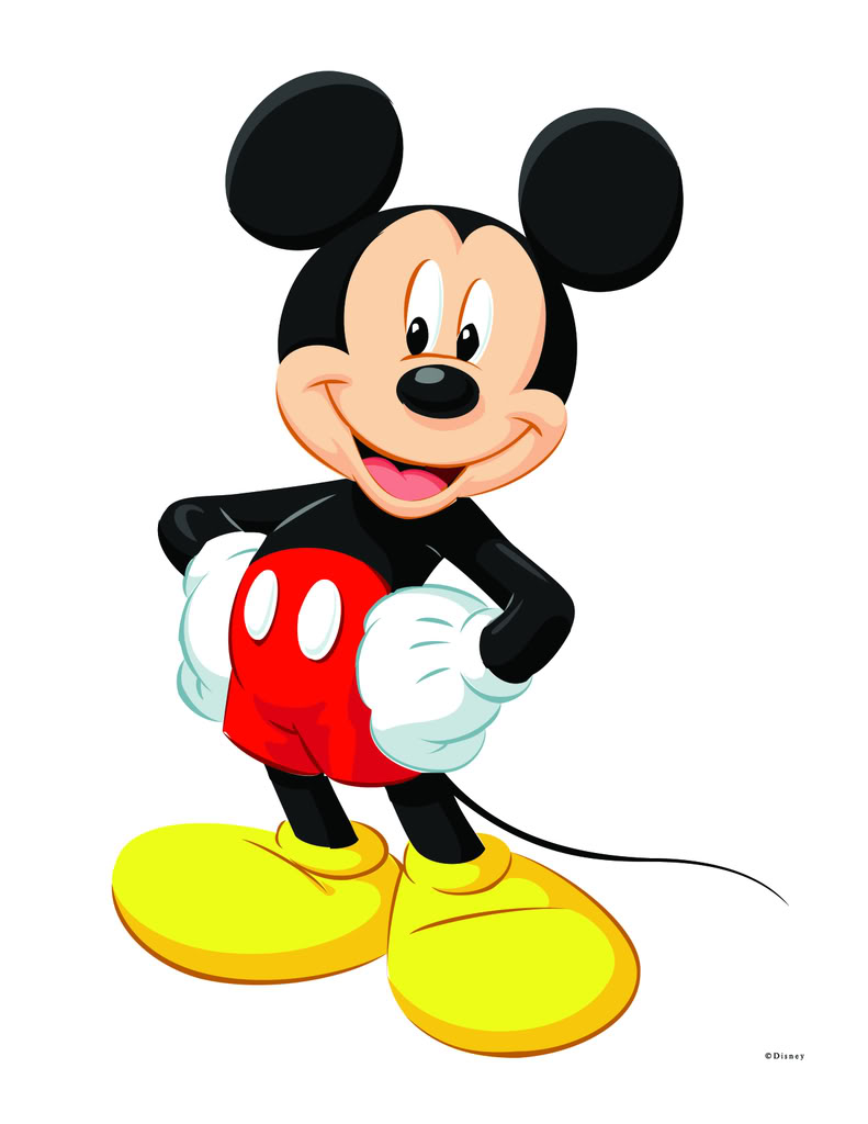 mickey mouse karate clipart - photo #33