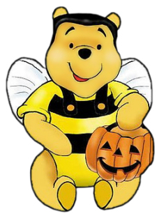 Winnie the Pooh Halloween | Clipart Panda - Free Clipart Images