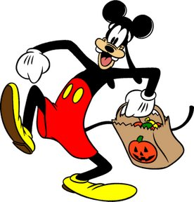 Disney Halloween Clip Art