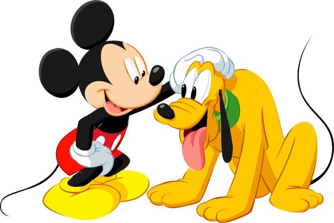 Disney Pluto Christmas Clipart | Clipart Panda - Free ...