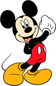 Disney World Parks Clipart