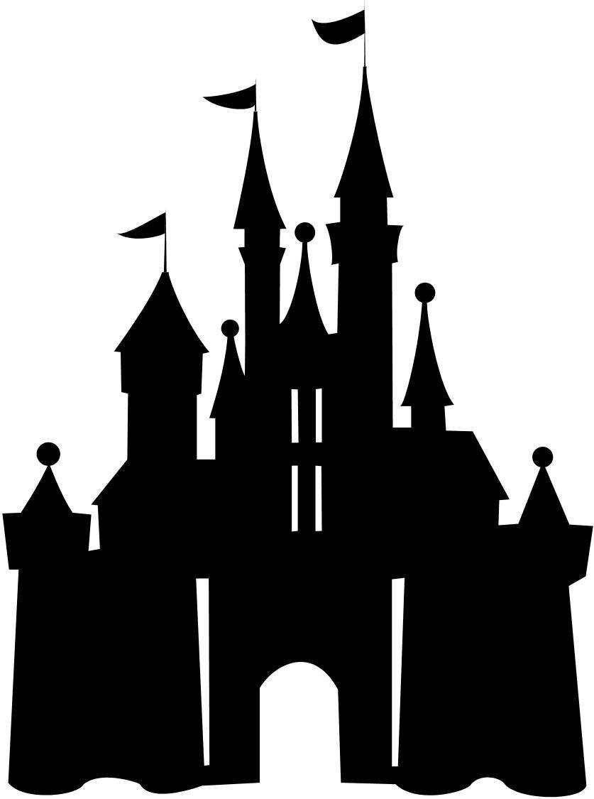 Printable Disney Silhouettes Printable Disney Character