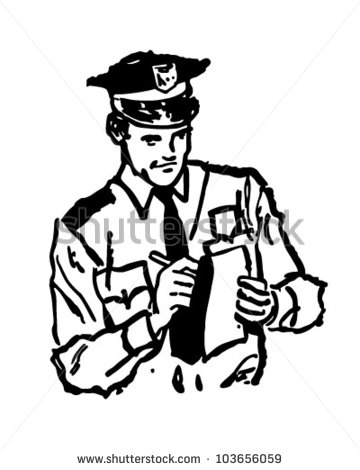 police officer clipart black and white clipart panda free clipart images Dispatcher Memes Dispatcher Humor