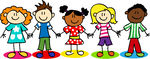 Image result for school stick kids clip art