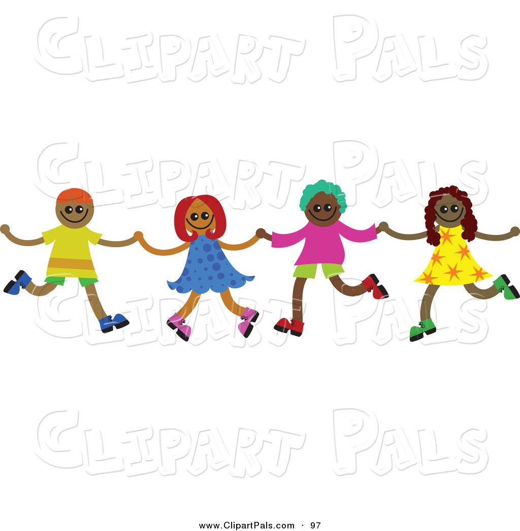 Friends Holding Hands Clipart | Clipart Panda - Free ...