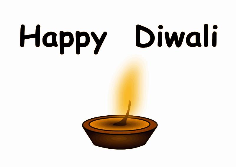 Happy Diwali - festival of   Clipart Panda - Free Clipart ...