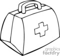 Doctor Bag Clipart Black And White | Clipart Panda - Free ...