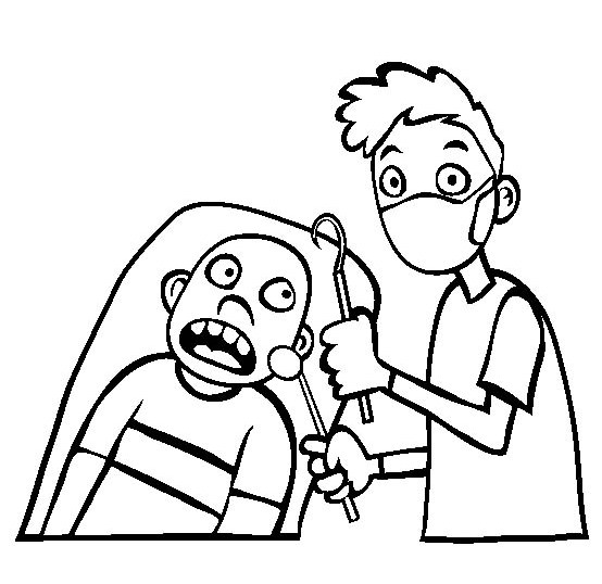 Medical Tools Coloring Pages  Coloring Pages For Kids and All Ages