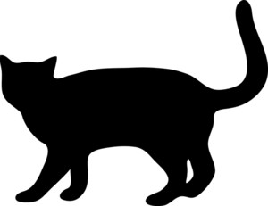 dog and cat silhouette clip art free clipart panda free clipart rh clipartpanda com Cat and Dog Clip Art Free Pig Clip Art
