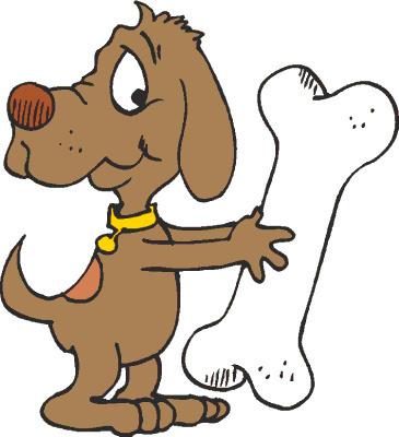 Dog Treat Cartoon Pictures