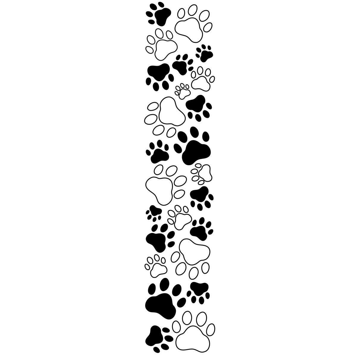 Dog Paw Print Clip Art | Clipart Panda - Free Clipart Images