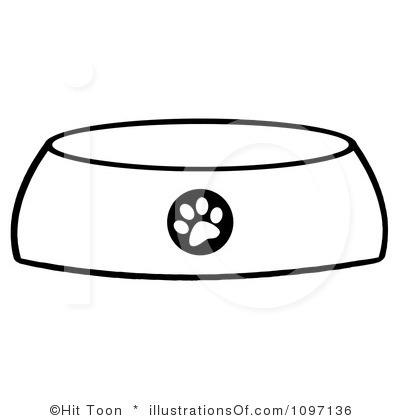 dog bowl clip art clipart panda free clipart images rh clipartpanda com dog bowl clipart black and white dog bowl clipart