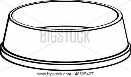 dog bowl clip art clipart panda free clipart images rh clipartpanda com dog bow clip art dog food bowl clipart