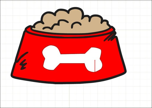 Dog Bowl Clip Art | Clipart Panda - Free Clipart Images - photo#4