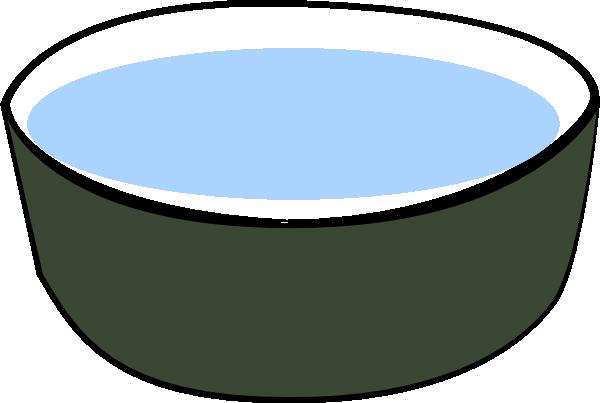 clipart dog bowl - photo #39