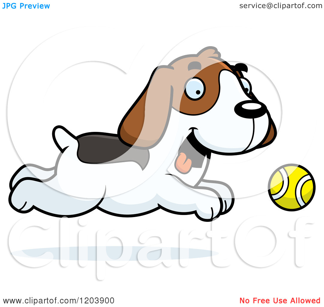 Dog Chasing Cat Clip Art Free Vector Clipart by...