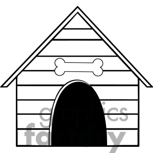 Dog House Clipart Free | Clipart Panda - Free Clipart Images