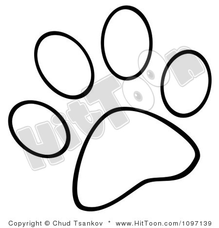 dog paw print clip art free download clipart panda free clipart rh clipartpanda com paw print clip art free paw print clip art images