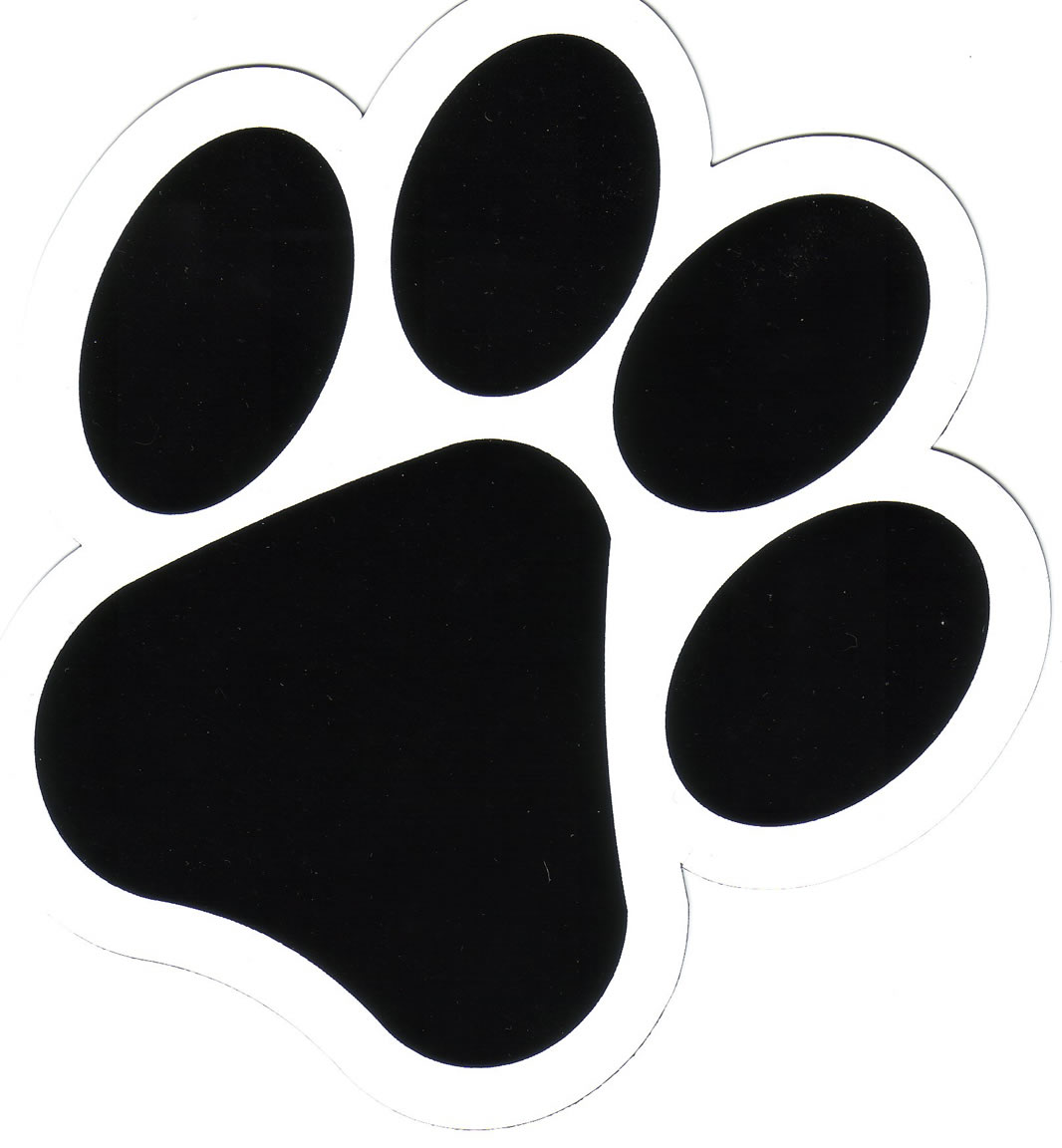 Dog Paw Clipart | Clipart Panda - Free Clipart Images