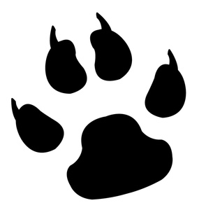 dog paw print clip art free download clipart panda free clipart rh clipartpanda com dog paw clip art free downloads dog paw clipart vector