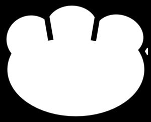dog paw clip art vector clip clipart panda free clipart images rh clipartpanda com
