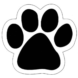 dog paw print clip art free download clipart panda free clipart rh clipartpanda com dog paw print pictures clip art dog paw print clip art free