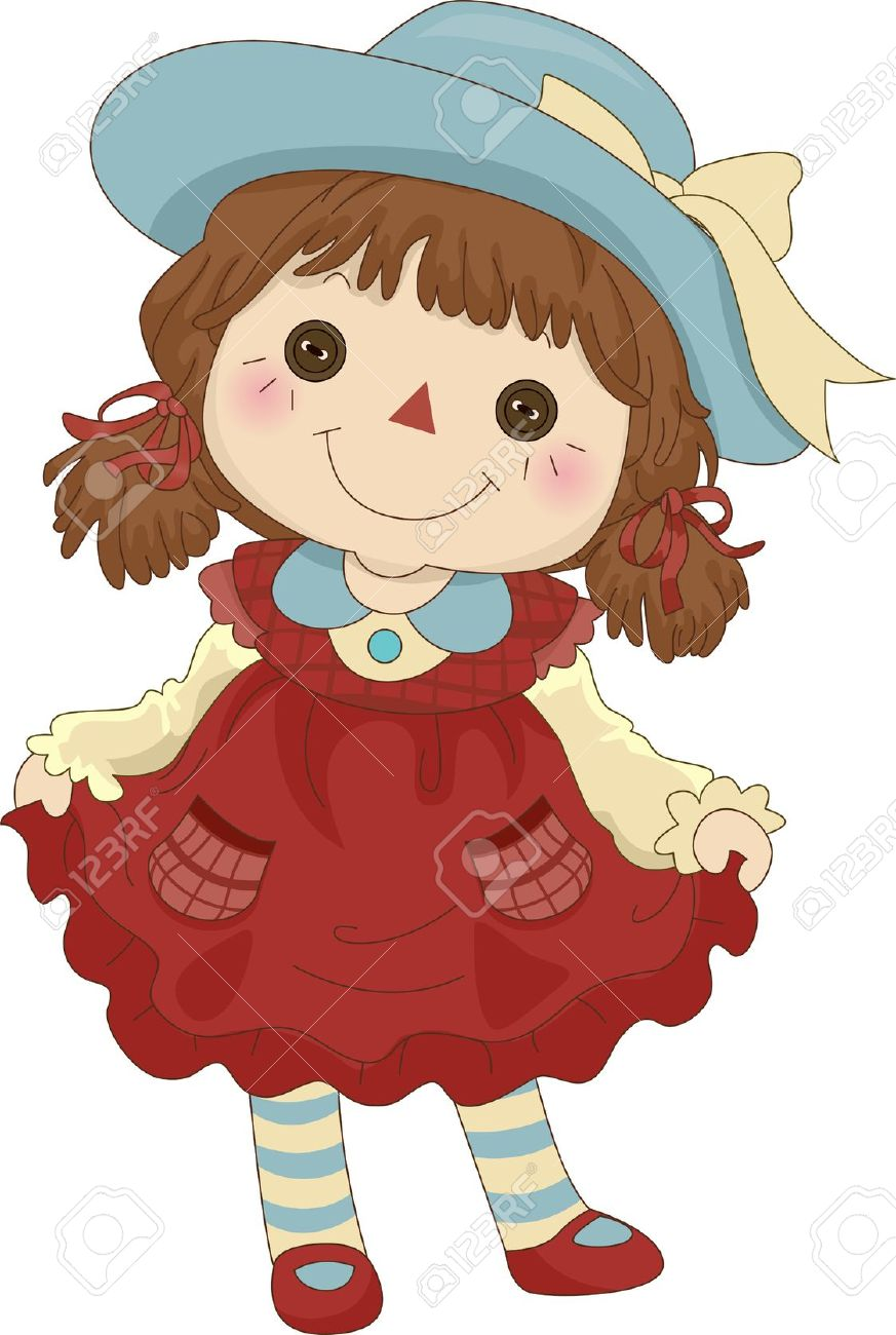 clipart of doll - photo #28