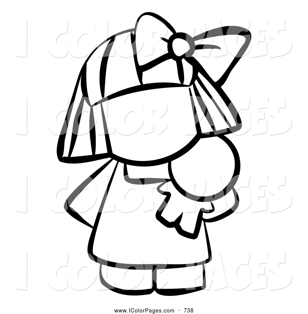 doll-clipart-black-and-white-girl-halloween-apple-clipart-black-and ...